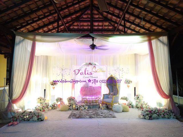 Decoration baby cradle for naming ceremony pelamin buaian berendoi decoration baby cradle for naming ceremony pelamin buaian berendoi cukur jambul dan full pakej junglespirit Images