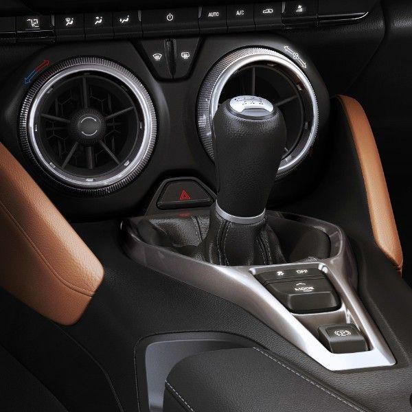 2016 camaro interior trim kit knee pads kalahari this four piece knee pad - Camaro 2016 Interior