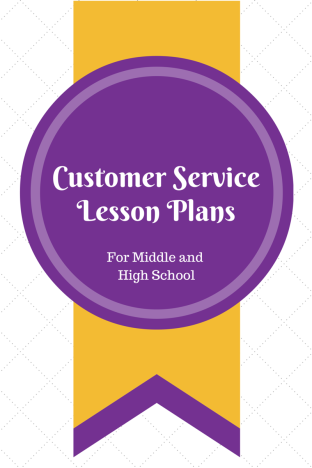 Customer Service Lesson Plans For Middle And High School  High