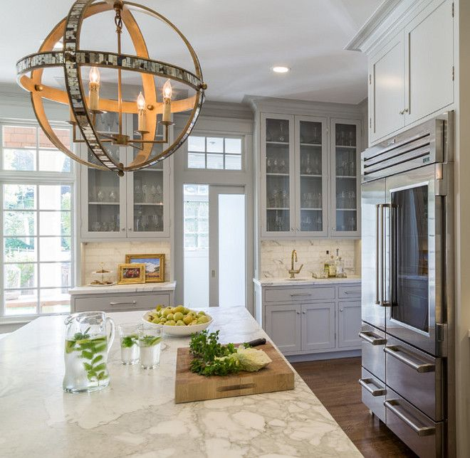 Ultimate Kitchen Layout: The Ultimate Gray Kitchen Design Ideas