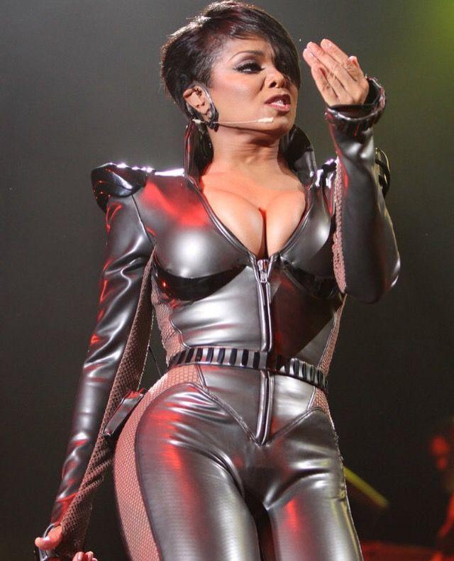 Sexy Sexy Style Janet Jackson