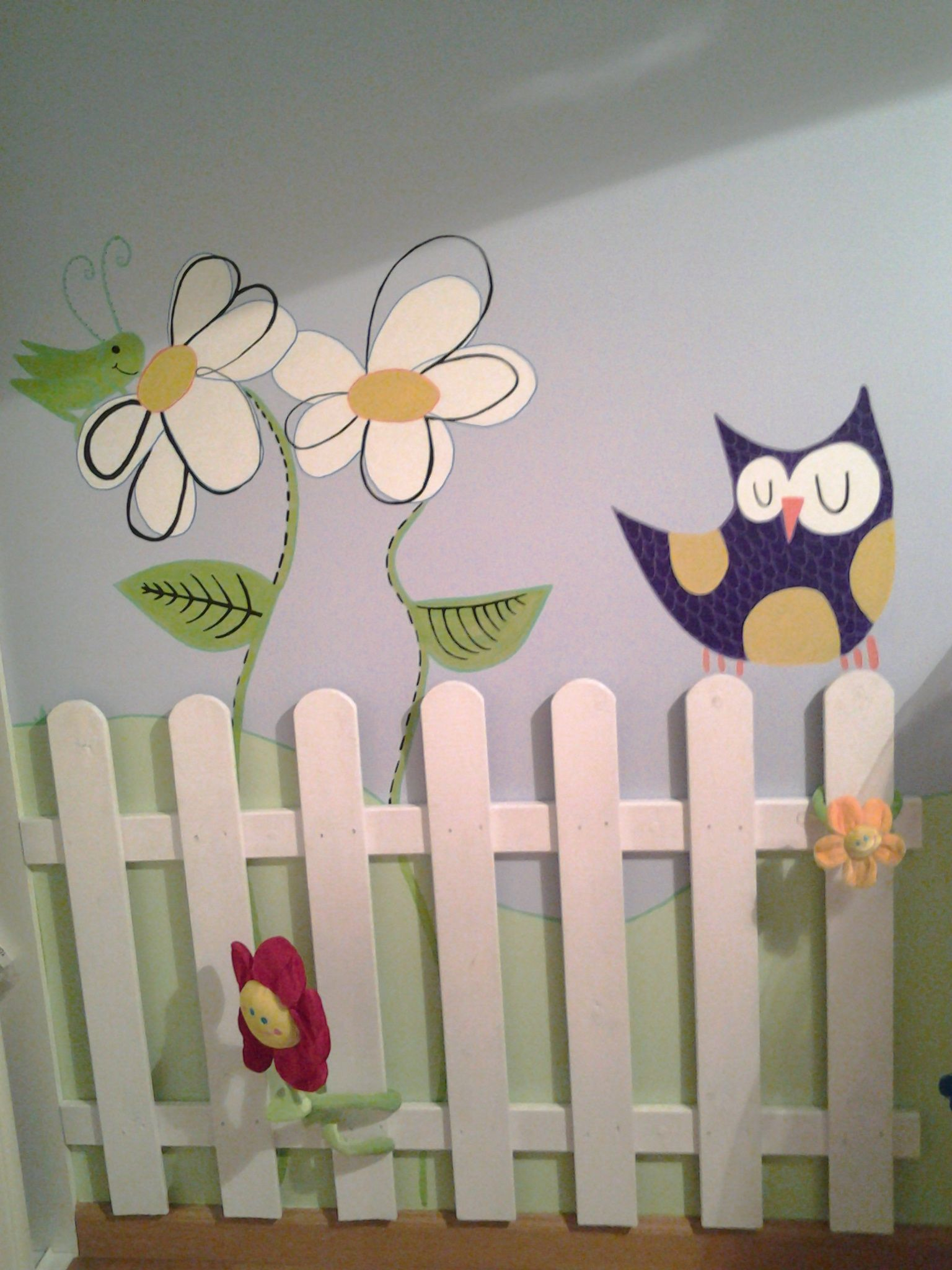 Paredes manualidades pinterest infantiles - Decoracion de interiores infantil ...