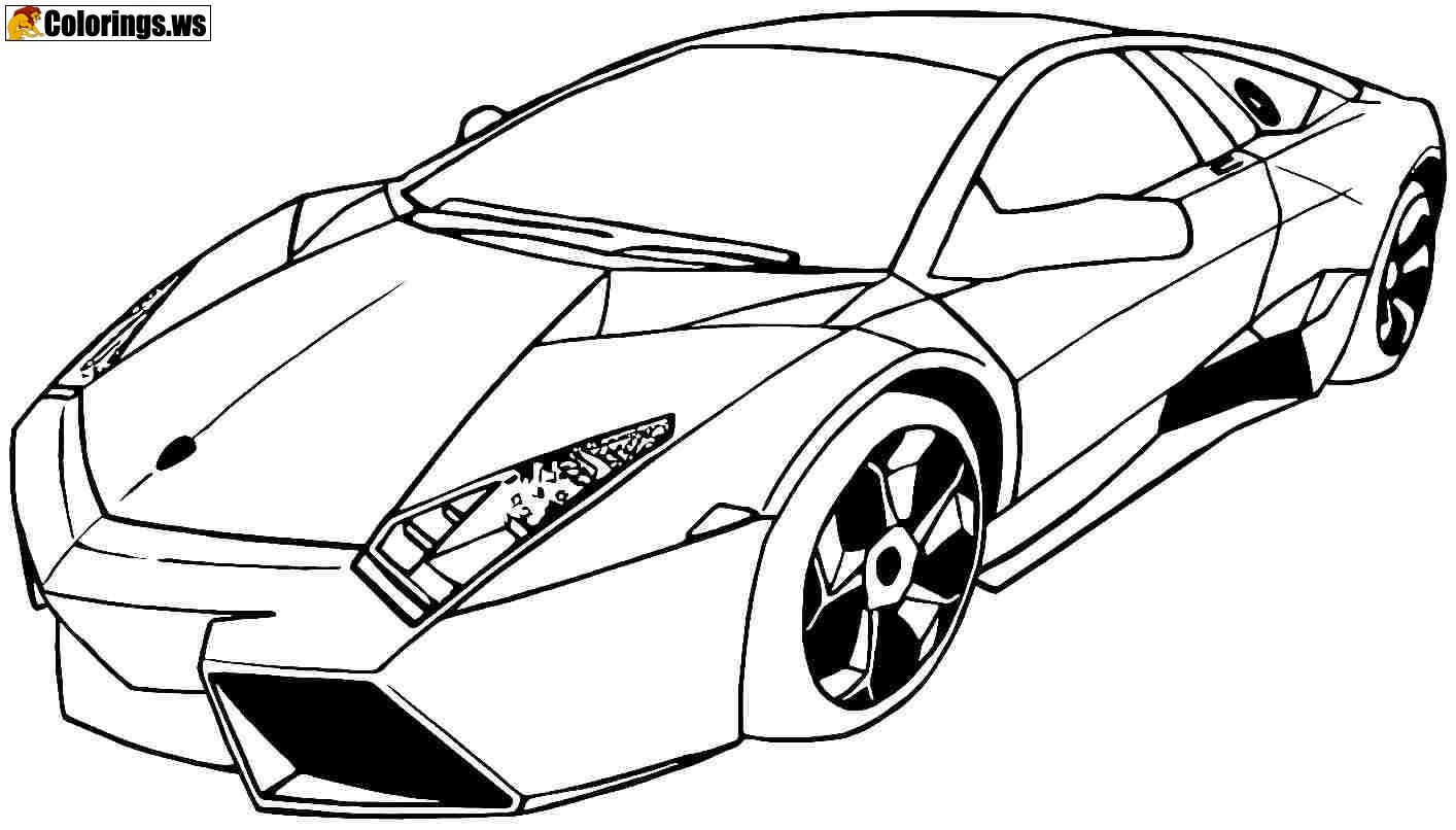 Car 02 Car Coloring Pages In This Coloring Page This Cars Name Is Lamborghini Aventado Cars Coloring Pages Race Car Coloring Pages Coloring Pages For Boys
