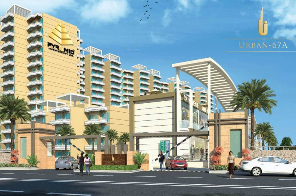 Pyramid Group Launches New Affordable Housing Project Pyramid Urban Homes In Sector 67a Gurgaon Sector 67 Is The Real Estate Agency Affordable Housing Gurgaon