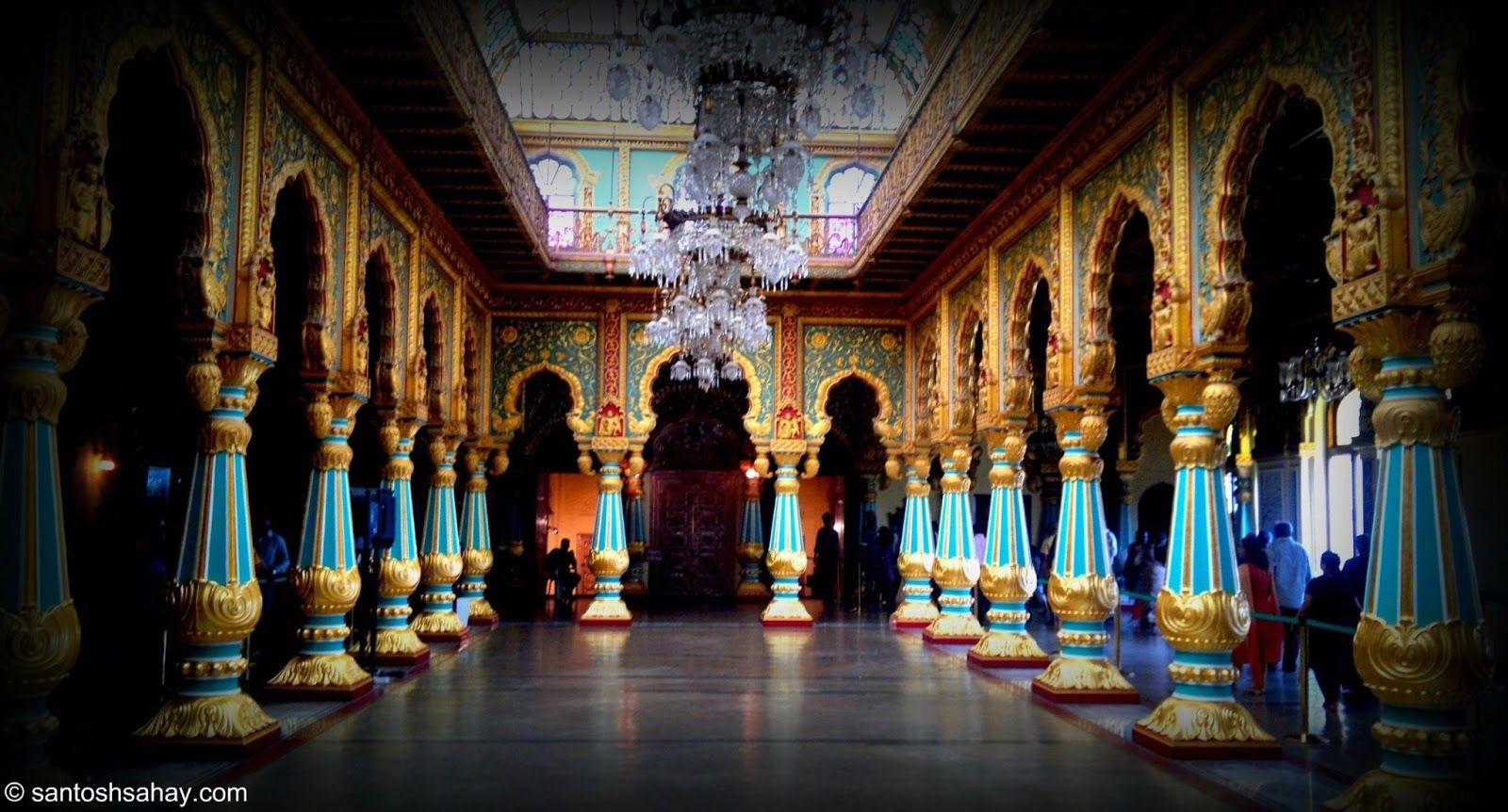 Durbar Hall, Mysore Palace, India. Mysore palace, Mysore