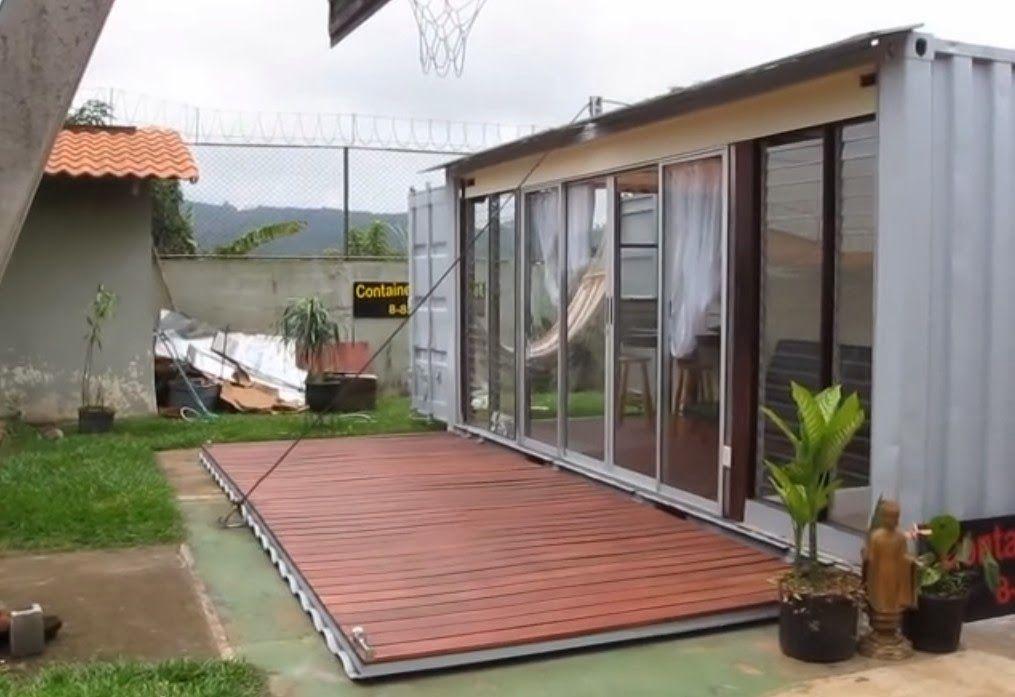 Container SA Casa Container Pequena e Aconchegante (10