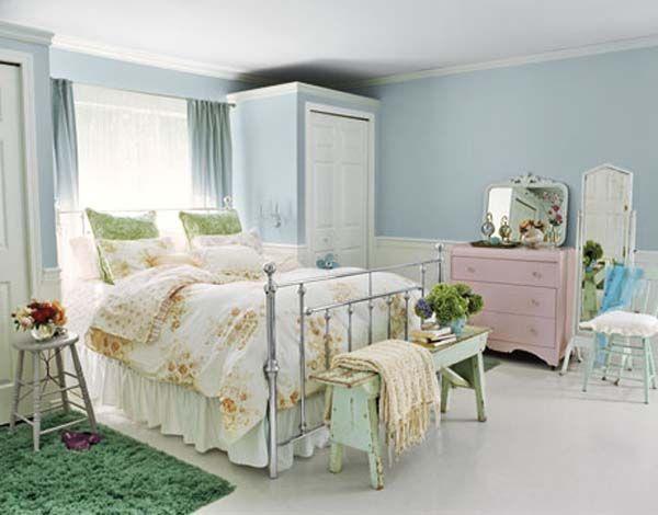 Beautiful and Stunning Vintage Bedroom Ideas | Decor | Pinterest ...