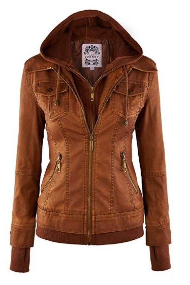 d17c4da46197c2 ... Faux Leather Jacket with Hoodie XL Camel. Next we re going to see Top  10 women s jackets rating on Amazon in November 2018  Amazon  women   fashion   ...