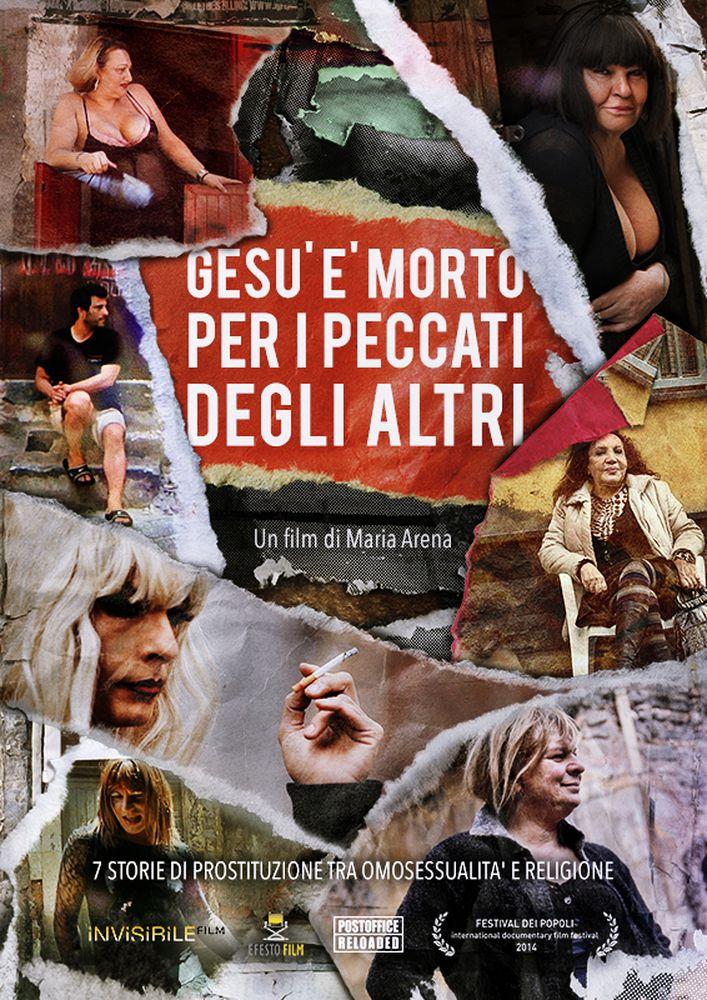 Foto locandina da Gesù è morto per i peccati degli altri | FilmTV.it