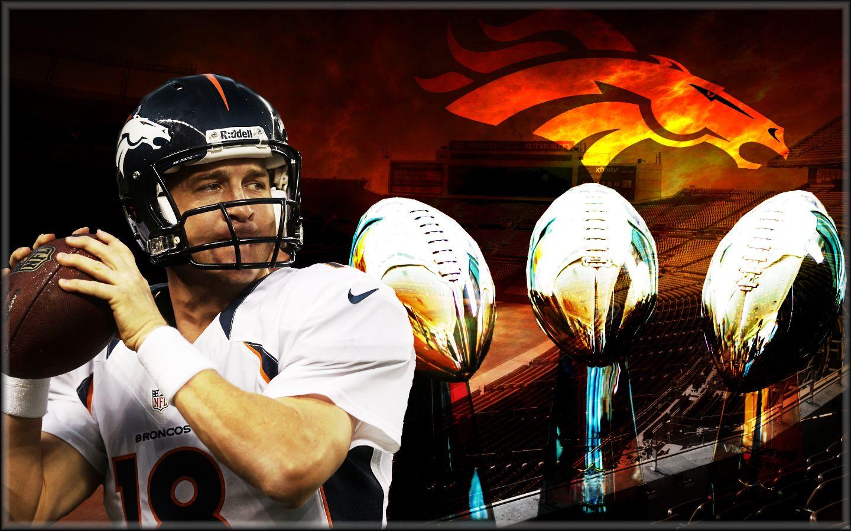 Peyton Manning Denver Broncos Picture Football HD