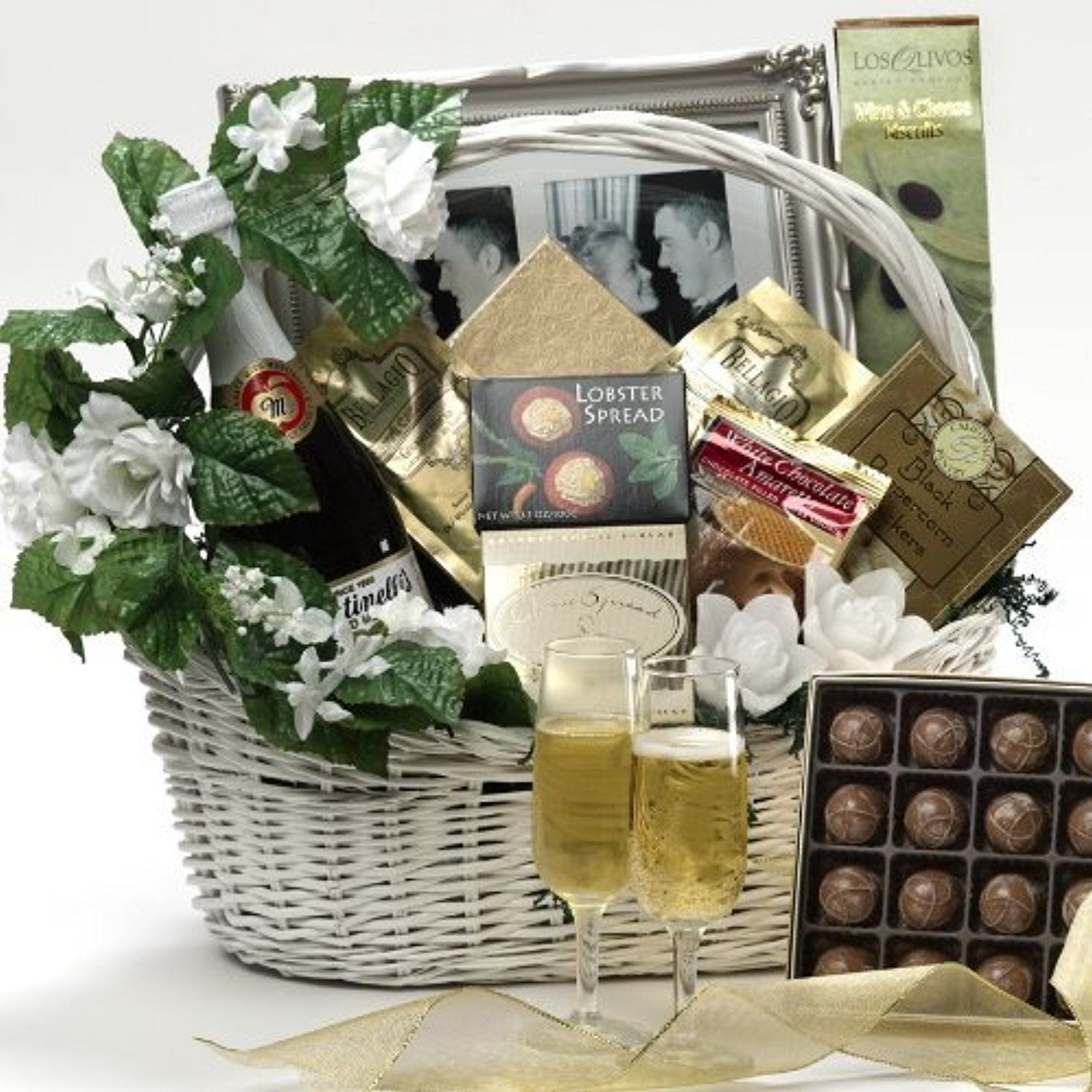 Art Of Appreciation Gift Baskets Best Wishes To You Wedding Gourmet Food Gift Basket Large By Gourmet Food Gift Basket Food Gift Baskets Gourmet Gift Baskets