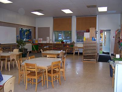 Classroom Design Essay : Montessori style elementary classroom classroom needs and design