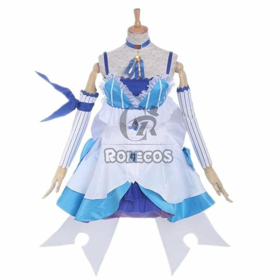 Re ZERO Starting Life in Another World Felix Argyle Ferris Cat Cosplay Costume