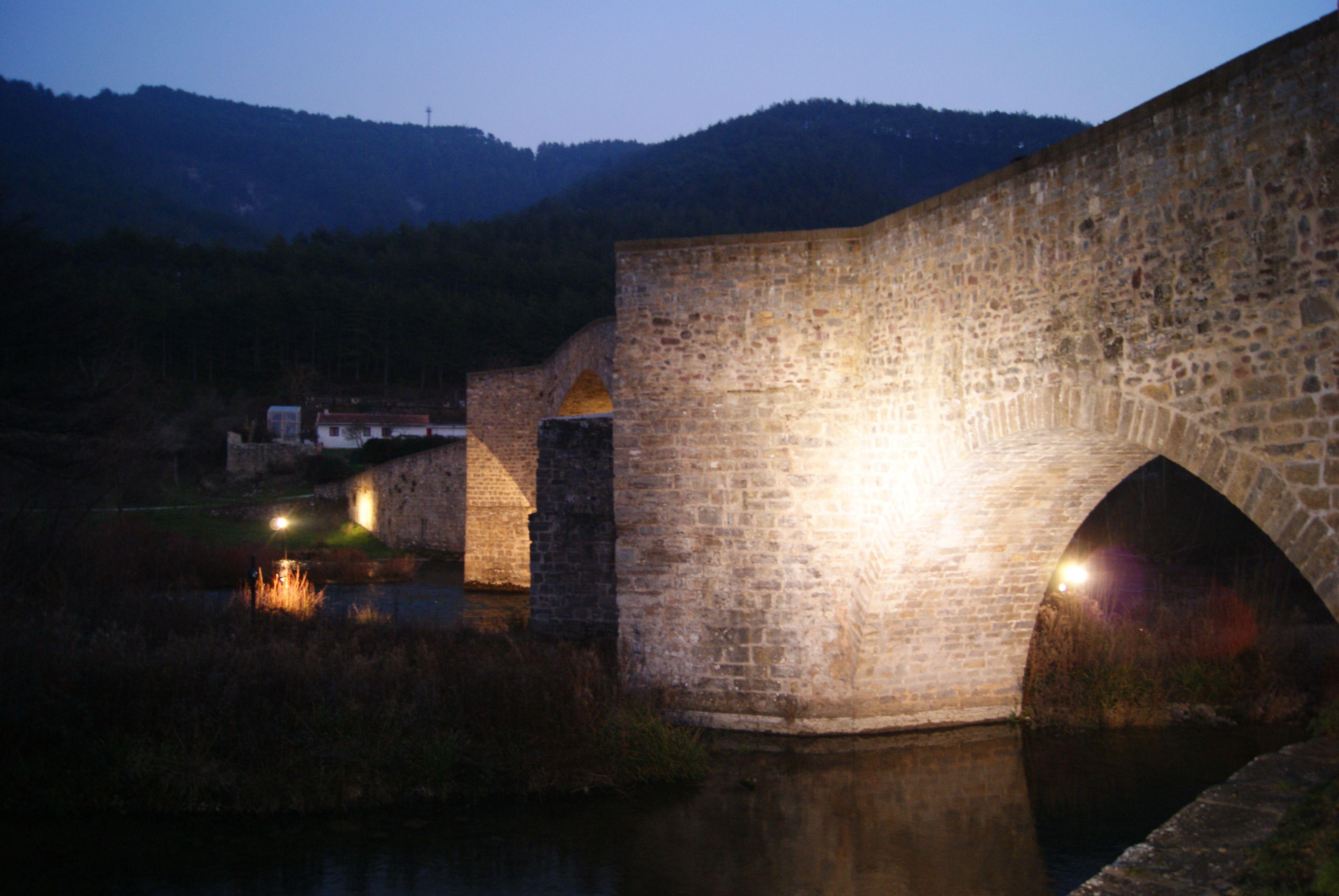 Puente de Aoiz//Aoiz bridge