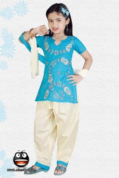 fc09c26b5d046 ازياء اطفال هندية 2013 - ملابس هندية للاطفال 2013 - ازياء للاطفال 2013