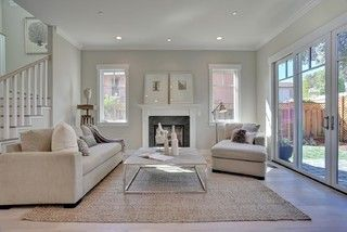 Benjamin Moore Halo Oc 46 Formal Living Rooms Living