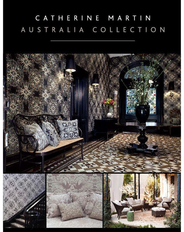 Mokum - Catherine Martin: Australia Collection.