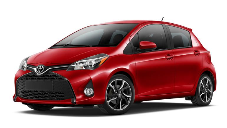 Tech Comes Cheap In New Toyota Yaris Toyota Car Models Toyota