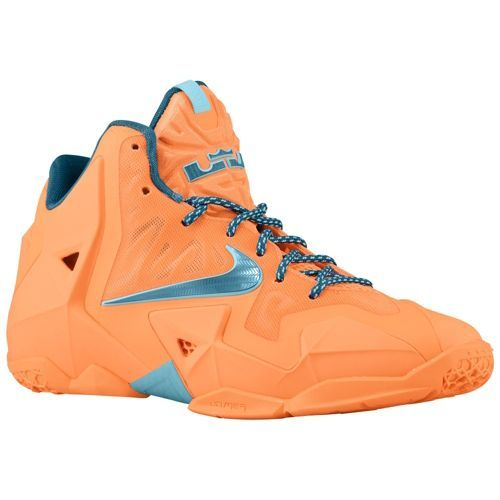 premium selection 2eec3 a09fd Nike LeBron XI - Boys  Grade School - Basketball - Shoes - Black Diffused  Jade Light Crimson