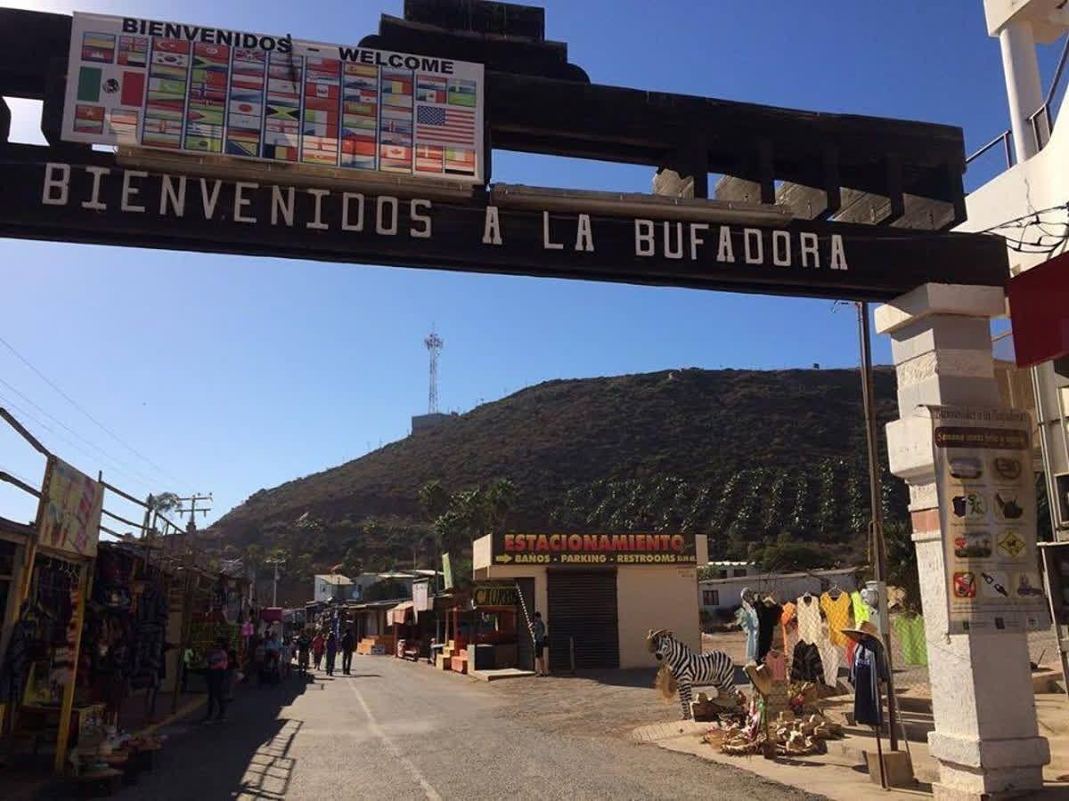La Bufadora uno de los lugares más visitados durante el año en inicia tu aventura en Aventura por Bombonn