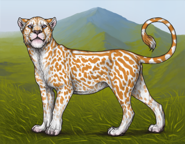 Idea by Dallas King on Big Cats Animated animals, Animal