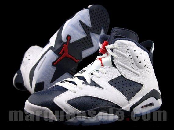 hot sales b3481 761ee Kicks: Air Jordan VI 'Olympic' Is Back   Jordan & Kickz ...