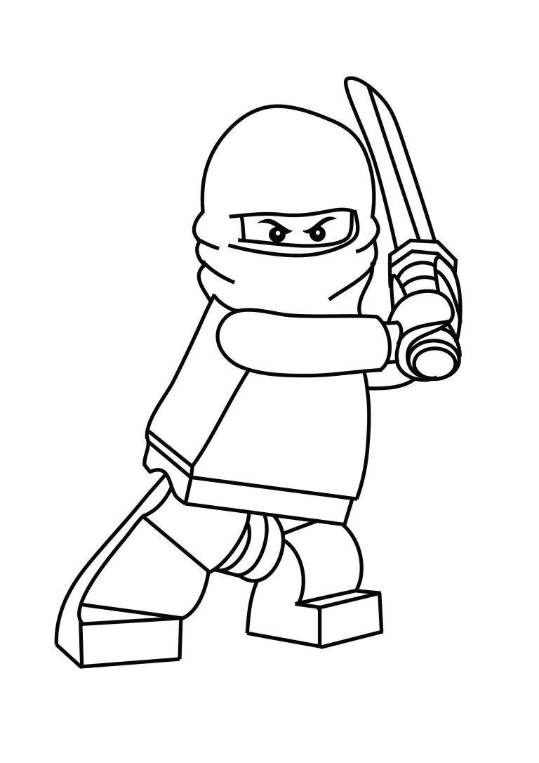 Lego Ninjago Coloring Pages Lego Coloring Pages Ninjago