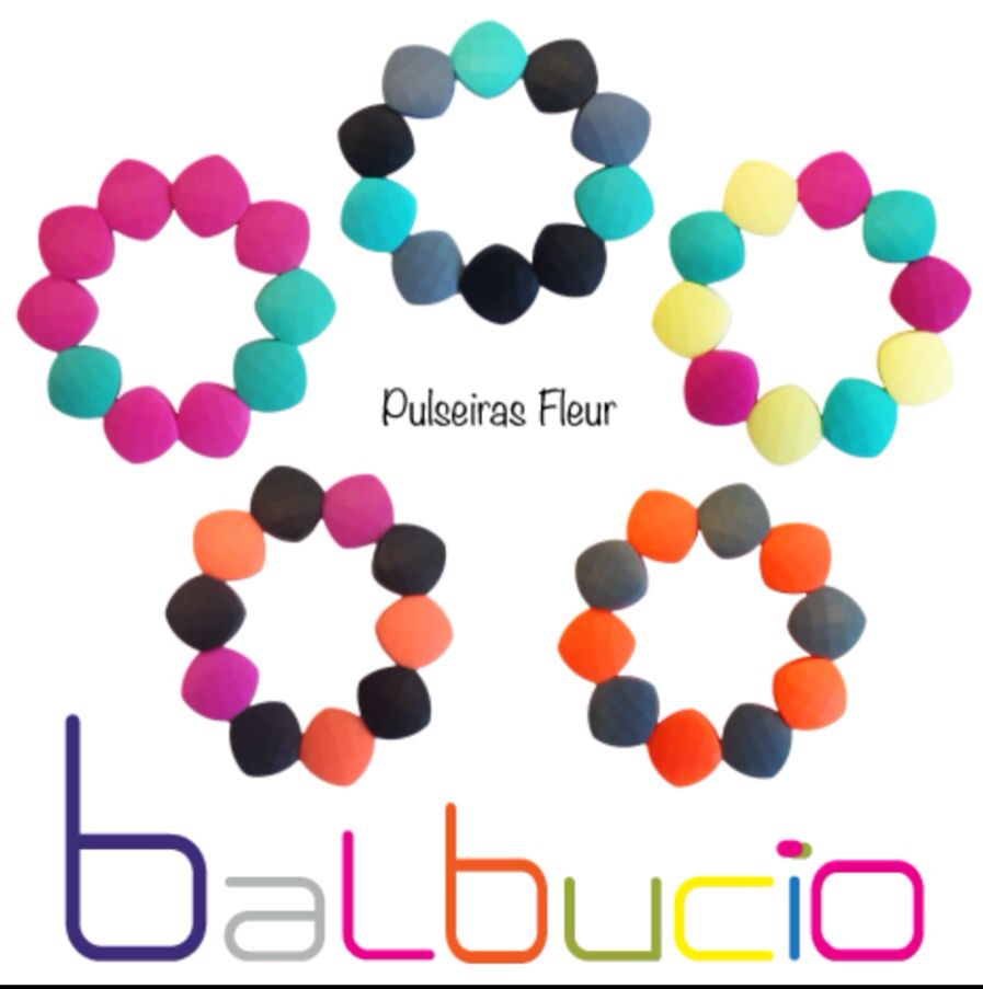 Bracelets multicolores