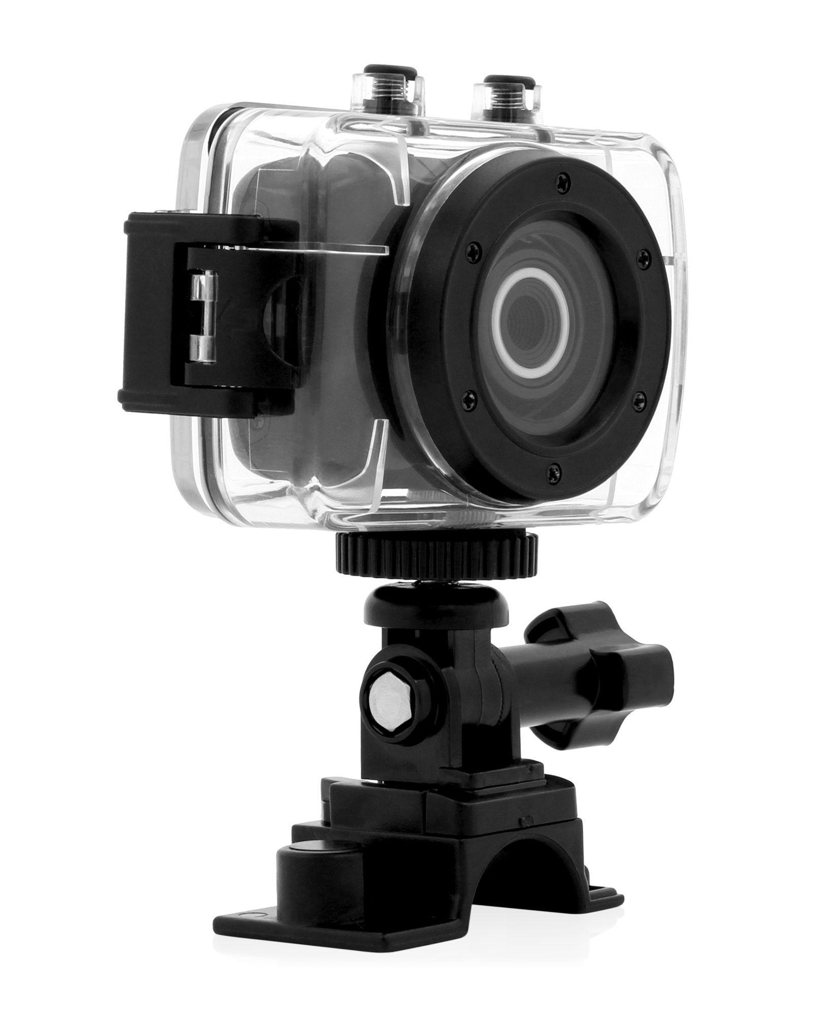 Sharper Image Yellow Hd Mini Action Camera Electronics