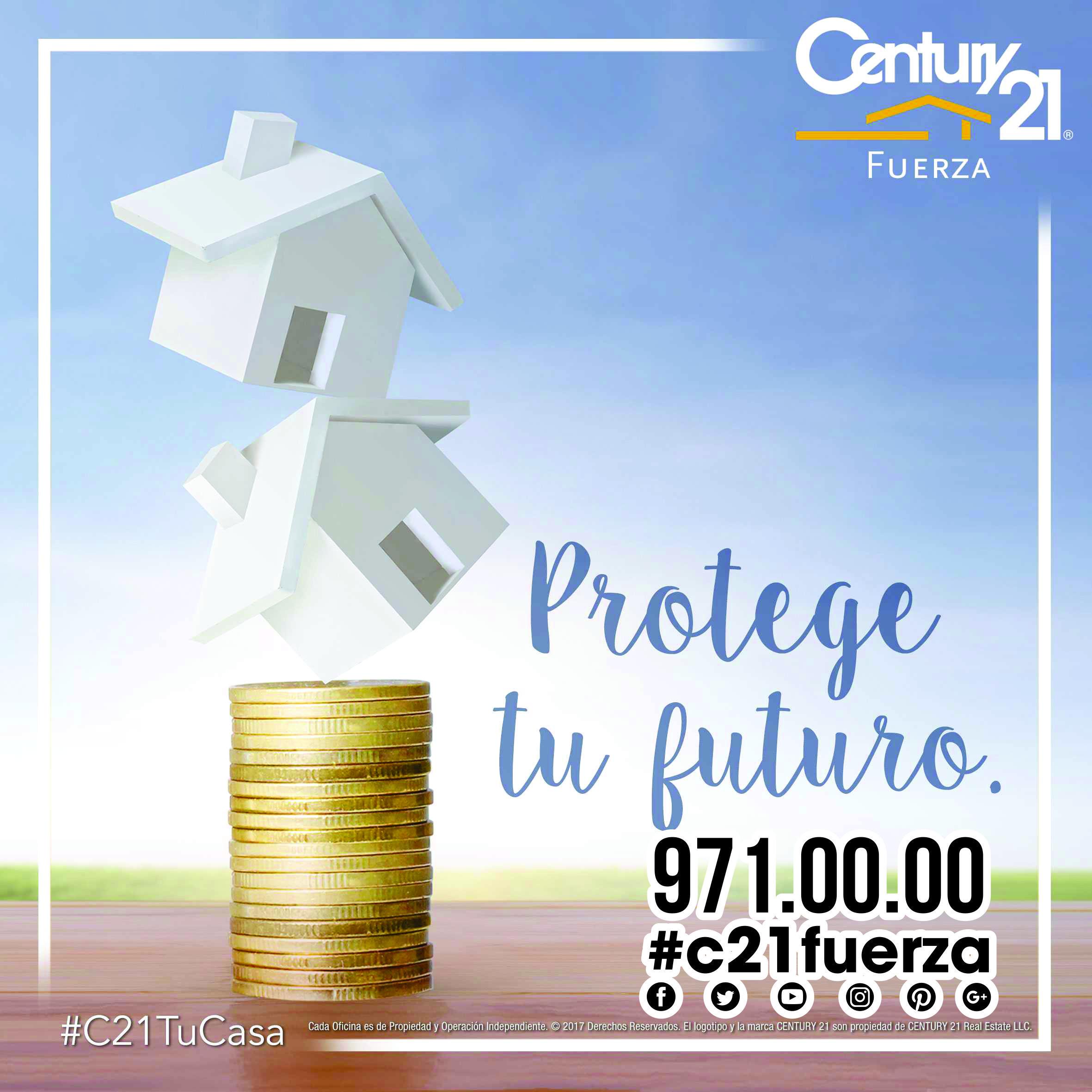 Imagen sobre Inmobiliaria de Century 21 Fuerza en MARZO Y