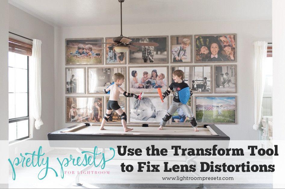 Lightroom transform perspective