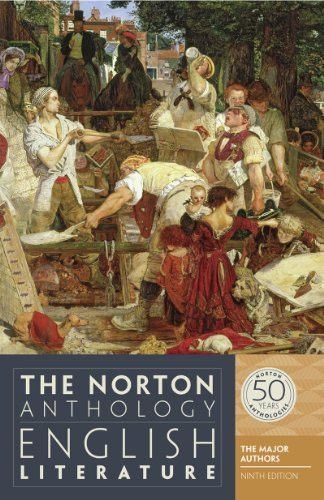 The norton anthology of english literature the major authors 9th the norton anthology of english literature the major authors 9th edition fandeluxe Image collections