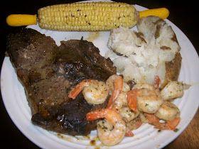 The Packet Queen: Steak Layered Dinner