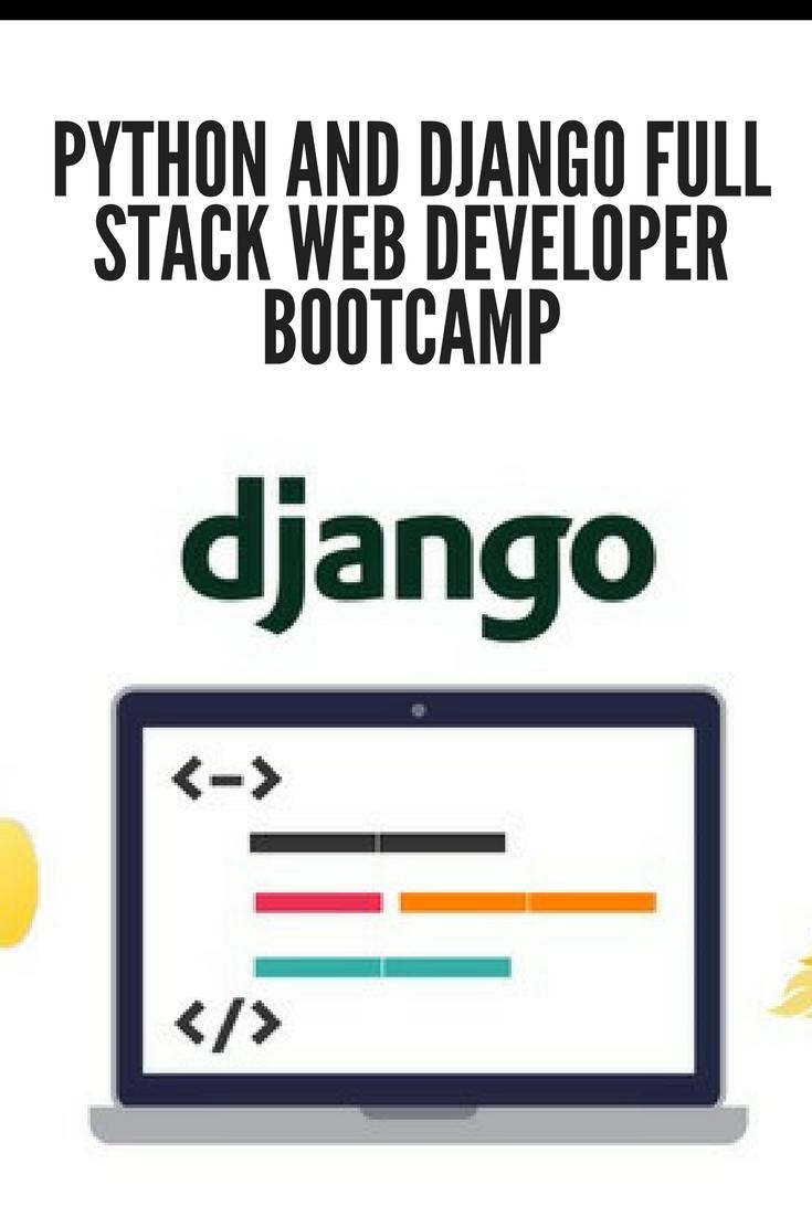 Python and django full stack web developer bootcamp python python and django full stack web developer bootcamp python django webdevelopment popular 1betcityfo Choice Image