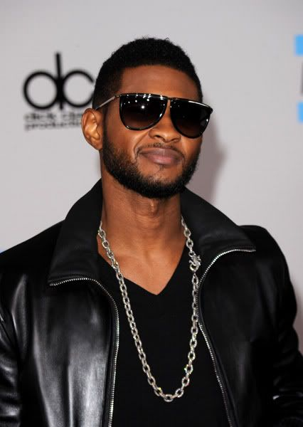 Usher Raymond Is An American Singer Renowned For His Faded Mohawk Haircut.  Not Just A Singer But He Is Also A Good Dancer And Actor As Well. Usher  Mohawk H