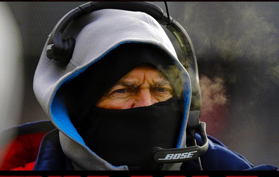 Bill belichick continues to be ruthless even with a