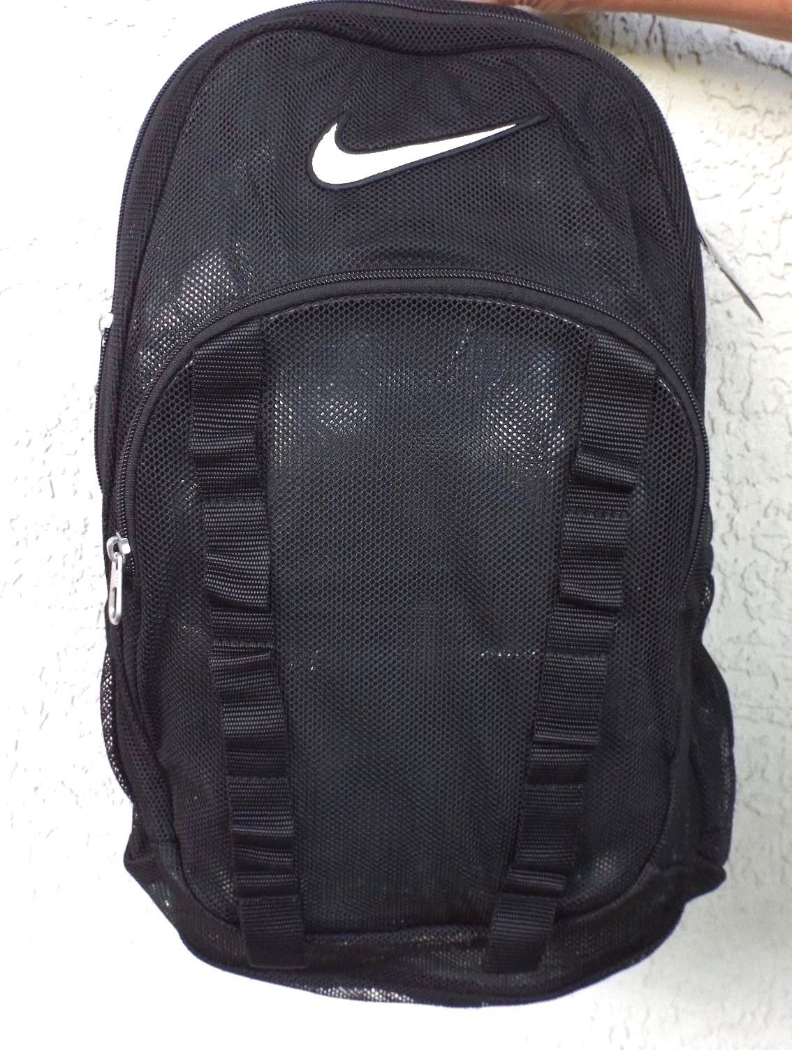 Nike Mesh Backpack- Fenix Toulouse Handball a43526acdc92d