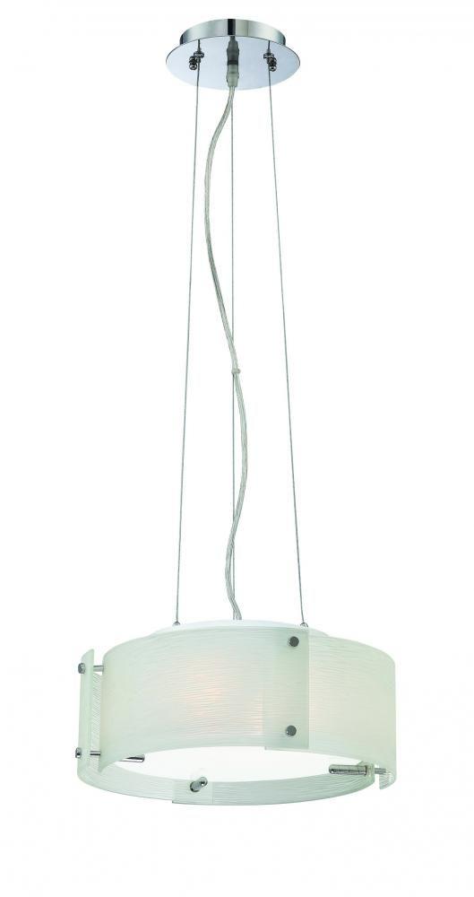 Pendant Lamp Chrome 4pcs Frost Glass Panel E27 G 60wx2 Ls 19419c Fro Creative Lighting With Images Pendant Lamp Lamp Beacon Lighting
