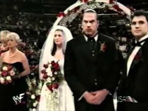 stephanie mcmahon and test wedding WWE Pinterest Stephanie