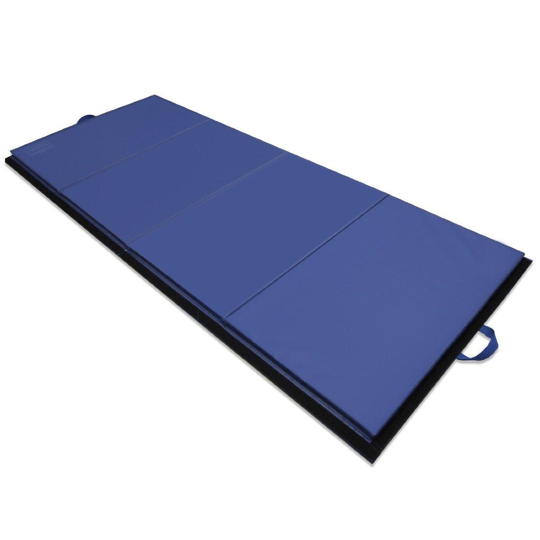 Greatgymats 4 X10 X2 Folding Gymnastics Tumbling Gym Mats