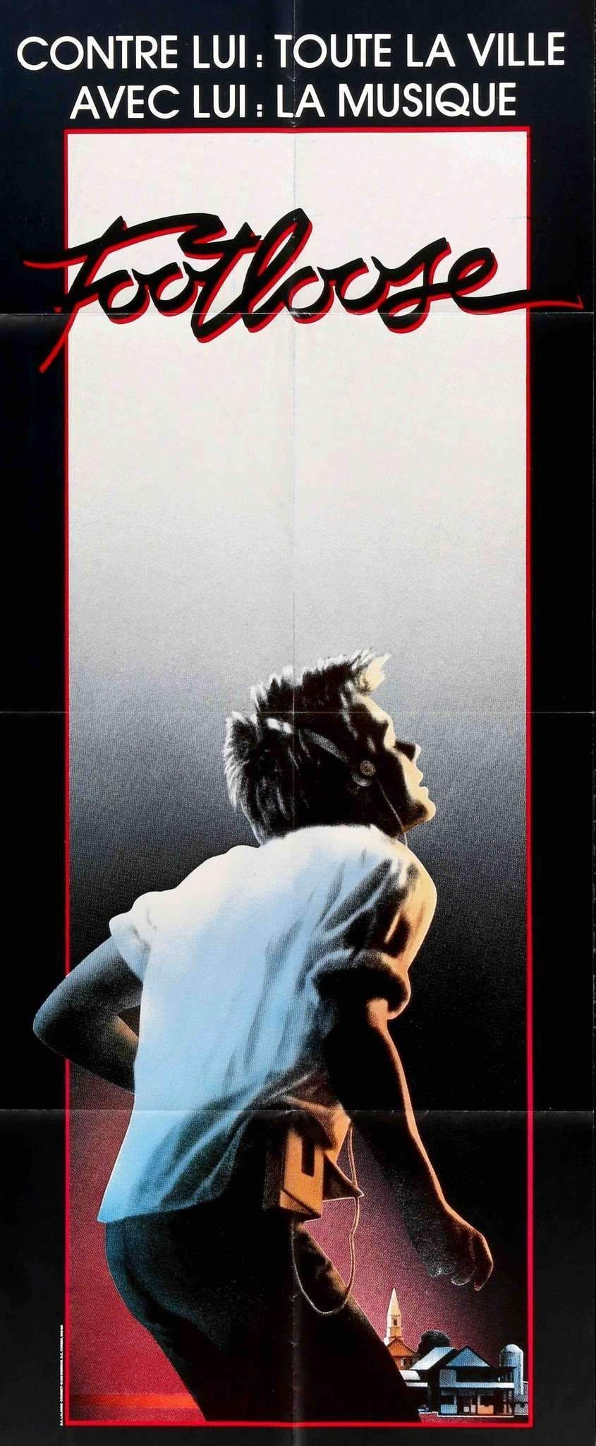 Footloose 1984 Gift Ideas Movie Posters Footloose Movie Art
