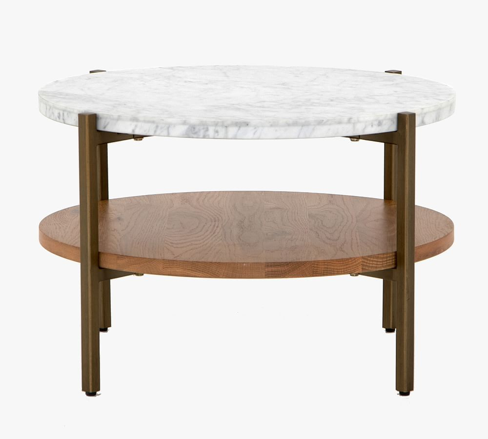 Modern 24 Round Marble Coffee Table In 2020 Coffee Table Marble Round Coffee Table Marble Coffee Table [ 900 x 1000 Pixel ]
