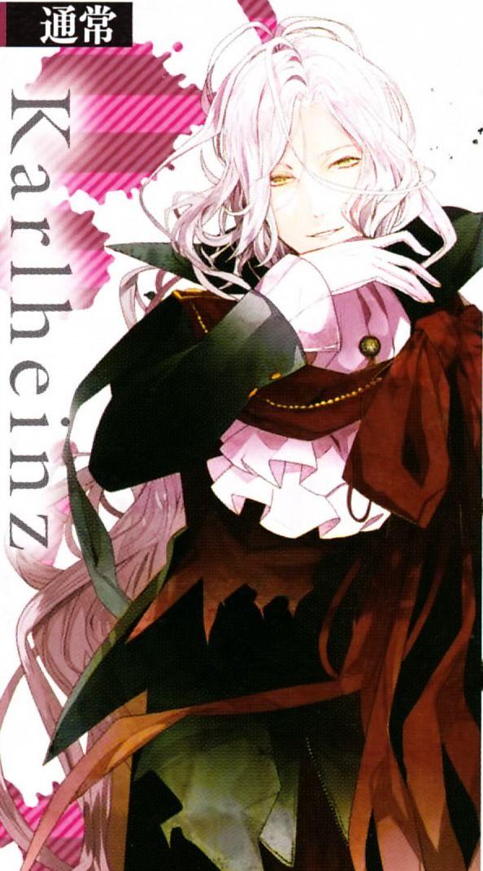 Karlheinz Sakamaki Google Search Diabolik Lovers Diabolik Anime
