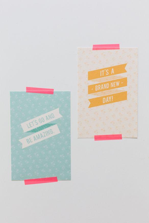 Freebie} Postcards / Postales imprimibles | Free Printables ...