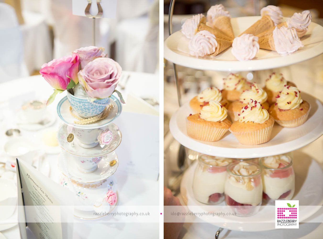 Tea Cup Wedding Centrepieces Afternoon Themed Ideas Party Mad