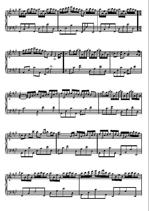 Скачать ноты River Flows in You фортепиано - Обучение игры на ...