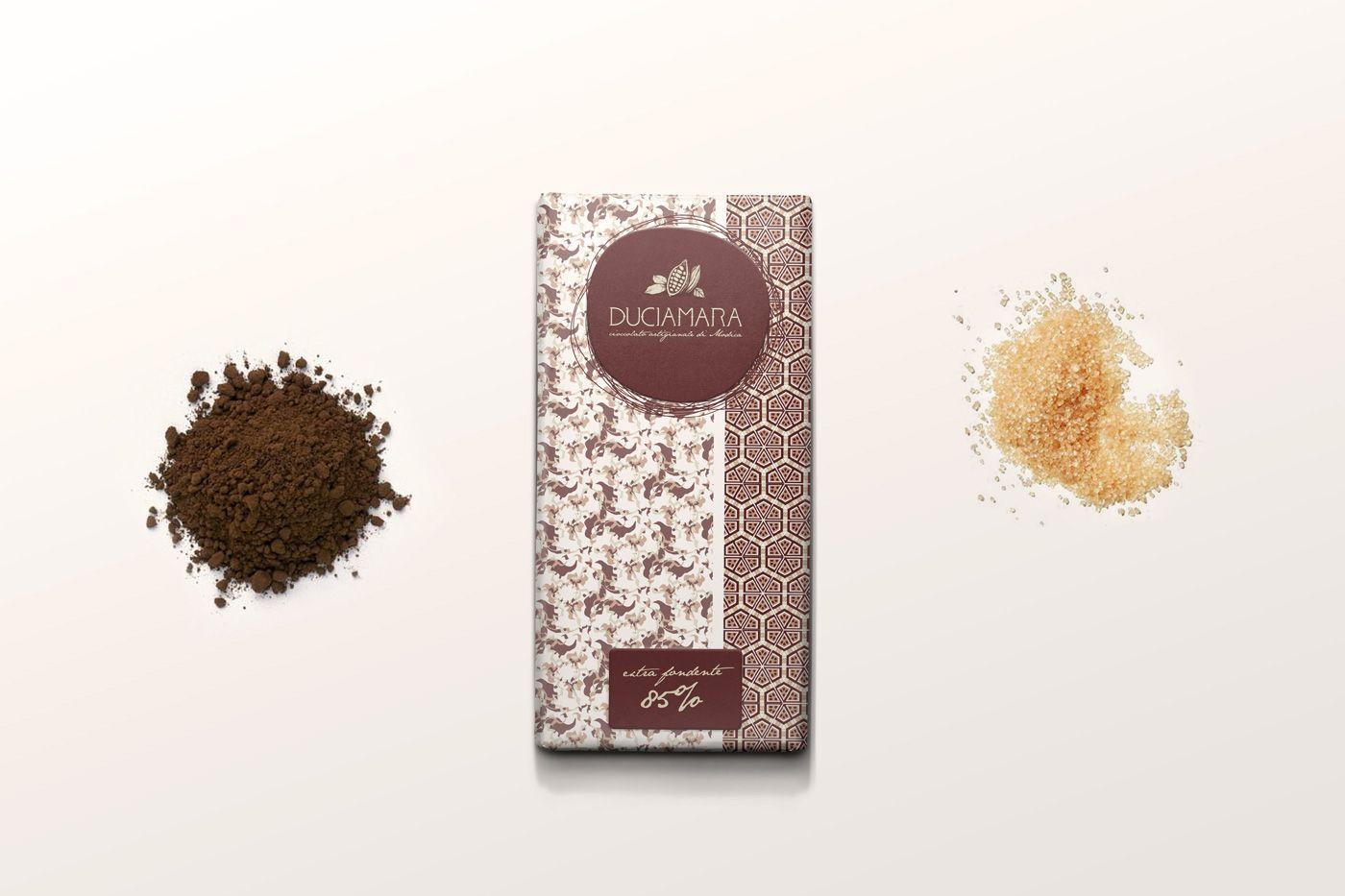 DUCIAMARA   cioccolato artigianale di Modica on Behance