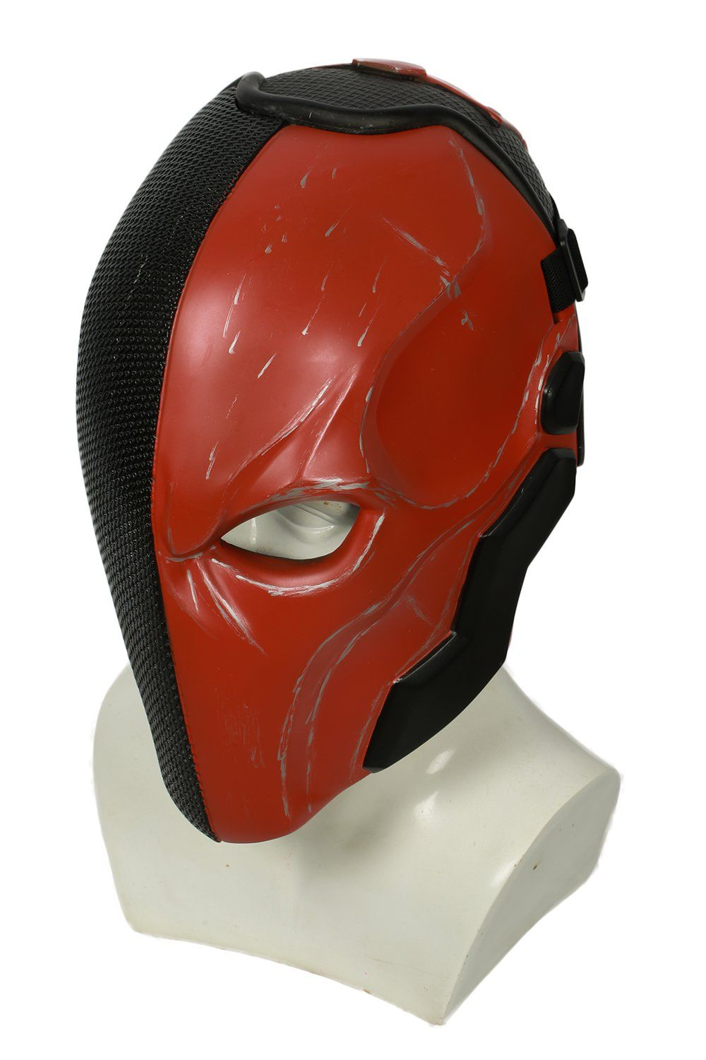 Scary Halloween Costumes Deathstroke Mask Updated Adult