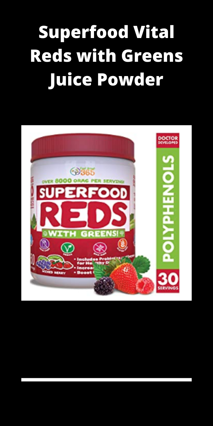NonGMO Whole Food Multivitamin Powder Fruits, Veggies