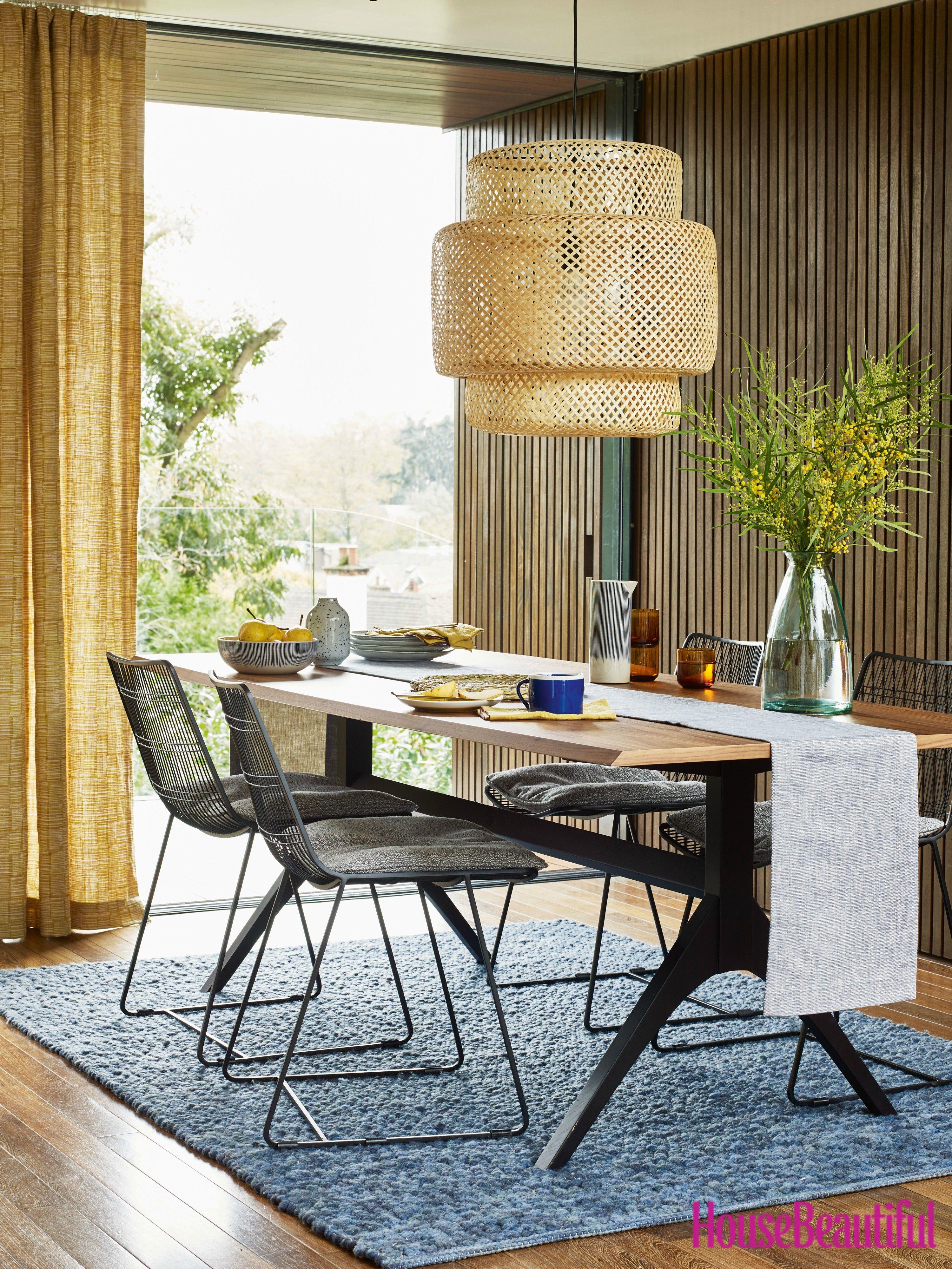 Modern Design Dining Room: 8 Modern Oriental Decorating Ideas